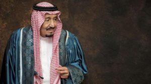 Raja Salman bin Abdulaziz Al Saud, Raja Kerajaan Saudia Arabia
