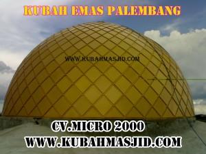 Kubah Emas Palembang