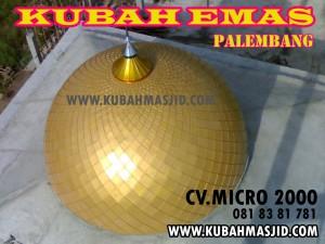 Masjid Kubah Emas Palembang