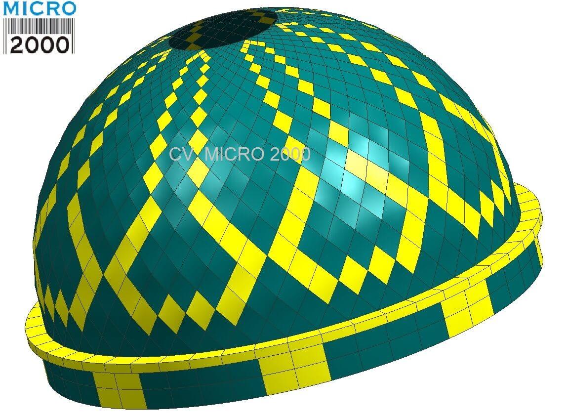 Motif Kubah Masjid-Motif Bekasi