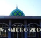 Kubah Masjid Dian Regency - Surabaya