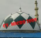 Kubah Masjid Poso