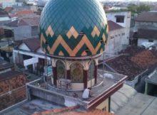 Kubah Masjid Rangkah