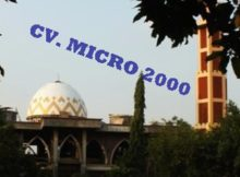 Kubah Masjid Taman Surya Agung