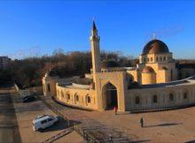 Masjid Ar-Rahma Ukraina