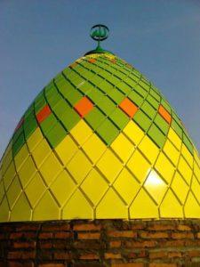 Kubah Masjid Indah