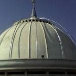 Rangka kubah Masjid Darrul Muttaqien Jl. Manukan Tama, SBY CV. MICRO 2000