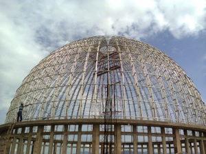 Atap Kubah Galvalum